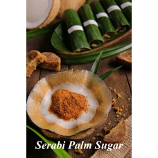 Serabi Topping Palm Sugar de Keraton per 3 pcs