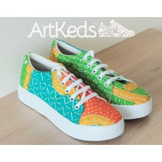ArtKeds Shoes Motive 1 no 39