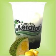 Cendol De Keraton Topping Nangka 400 ml per cup