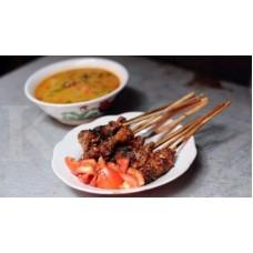 Sate Daging Sapi Kuah H.Diding