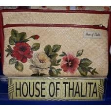 Tas Rotan Tali Kulit 03 House of Thalita