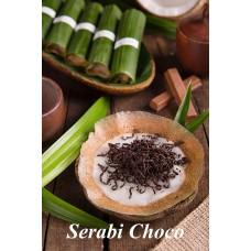 Serabi Topping Choco de Keraton per 3 pcs