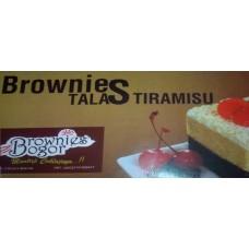 Brownies Talas Tiramisu 3-Roses