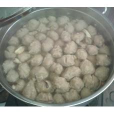 Bakso Sehat (4 bakso per porsi)