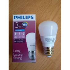 Lampu Philips LED 3,5 watt Putih