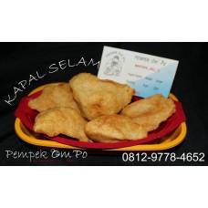 Pempek Kapal Selam Om'po (5 satuan per pack)