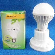 Lampu Hinomaru 7 watt LED Putih