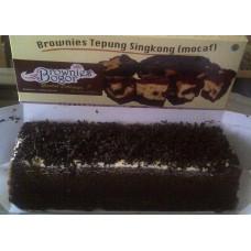 Brownies Singkong Gluten Free 3-Roses