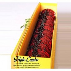 Long Roll Cake Red Velvet LRC-05