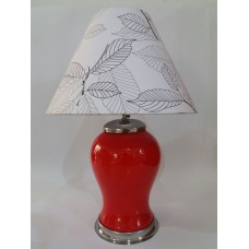Lucent Table Lamp Red