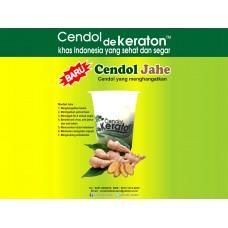 Cendol De Keraton Topping Jahe 400 ml per cup