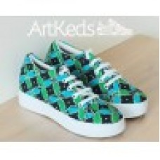 ArtKeds Shoes Motive 3 no 39