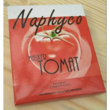 Masker Tomat Naphyco (isi 2/bungkus)