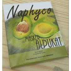 Masker Alpukat Naphyco (isi 2/bungkus)