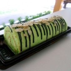 Roll Cake Pandan RCL-007