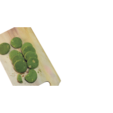 (Cookies) Green Tea Button PC-1023