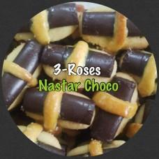 Nastar Choco 3-Roses 500 gr