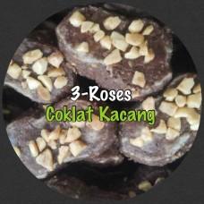 Coklat kacang 3-Roses 500 gr
