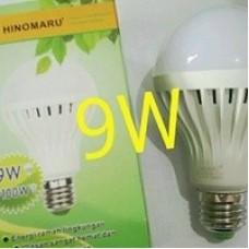 Lampu Hinomaru 9 watt LED Putih