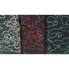 Batik Mega Mendung  sketsa Suaedah Tipe A per satuan