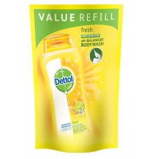 Dettol Body Wash Antiseptic Fresh Refill 450ml