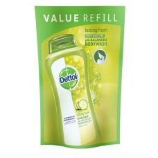 Dettol Body Wash Lasting Fresh Refill 450 ml