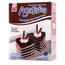 Agarasa Agar Agar Powder Cokelat 22gr