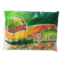 Golden Farm Mix Vegetables 500gr