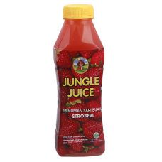 Jungle Juice Strawberry 1 Liter