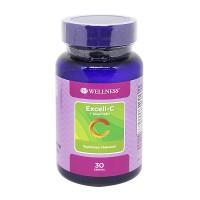 Wellnes Excel-C +Quercetin 30 Tablets