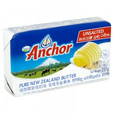 Anchor Pats Unsalted Butter 227gr