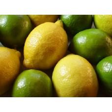 Buah Jeruk Lemon Lokal Per Kg