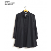 Rayon Shirt (Black)