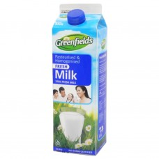 Greenfields Susu Segar (Fresh Milk) Full Cream 1000ml