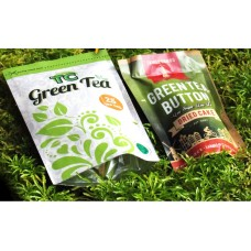 Slimming Package (TC Green Tea + Green Tea Button)