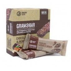 Hundred Seed Granobar Chocolate, Almonds & Cashews 145 gr