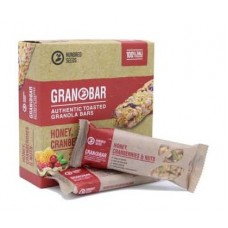 Hundred Seed Granobar Honey, Cranberries & Nuts 145gr