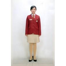 BHI Uniform D-3 Women (1 Set)