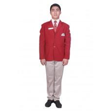 BHI Uniform D-3 Men (1 Set)