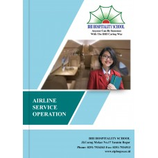Buku Cetak BHI Airline Service Operation