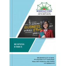 Buku Cetak BHI Business Ethics