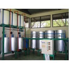 Mesin Biodiesel 120 Liter/Batch (Bahan Galvanis)