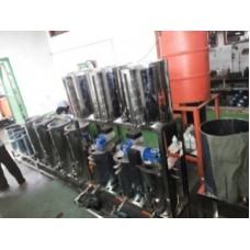 Mesin Biodiesel 30 L/Batch Bahan Stainless
