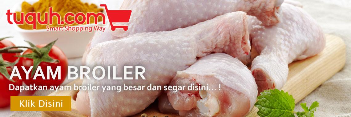 Ayam Broiler Supermetroemall
