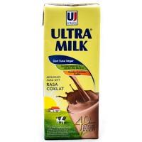 Susu Ultra Cokelat 200ml