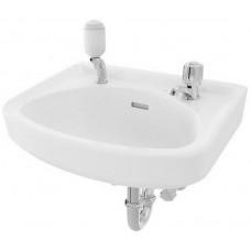 TOTO Lavatory LW230J + Faucet T205MCB + Soap Dispenser TS126AR
