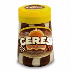 Ceres Choco Spread Chocolate Hazelnut Duo 400gr