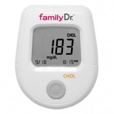 Family Dr Alat Cek Kolesterol