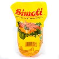 Bimoli Cooking Oil 2L Pouch