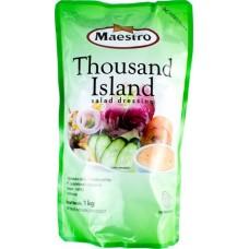 Maestro Thousand Island 1Kg Refill